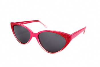 Betty Retro Red Sunglasses For Women | Savage Sunglasses Australia