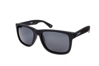 Break Polarised Black Sunglasses For Men | Savage Sunglasses Australia
