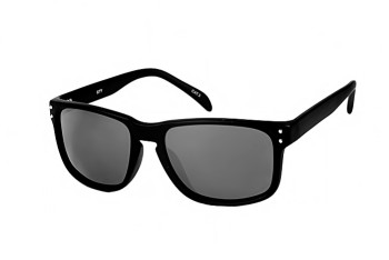 City Polarised Black Sunglasses For Men | Savage Sunglasses Australia