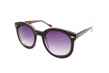 Gloria Purple Lense Fashion Sunglasses For Women | Savage Sunglasses Australia