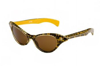 Kitten Polarised Retro Sunglasses | Savage Sunglasses Australia