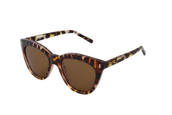 Annie Womens Tortoise Shell Sunglasses | Savage Sunglasses Australia